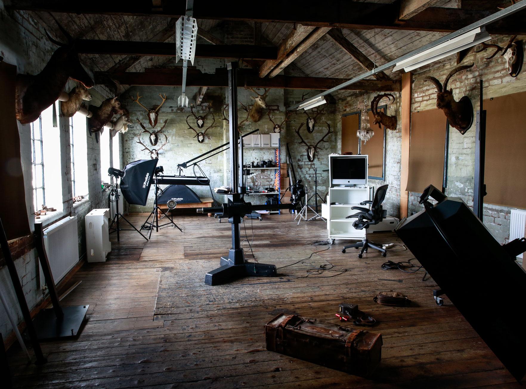 Photo-Studio-at-Westley-Richards