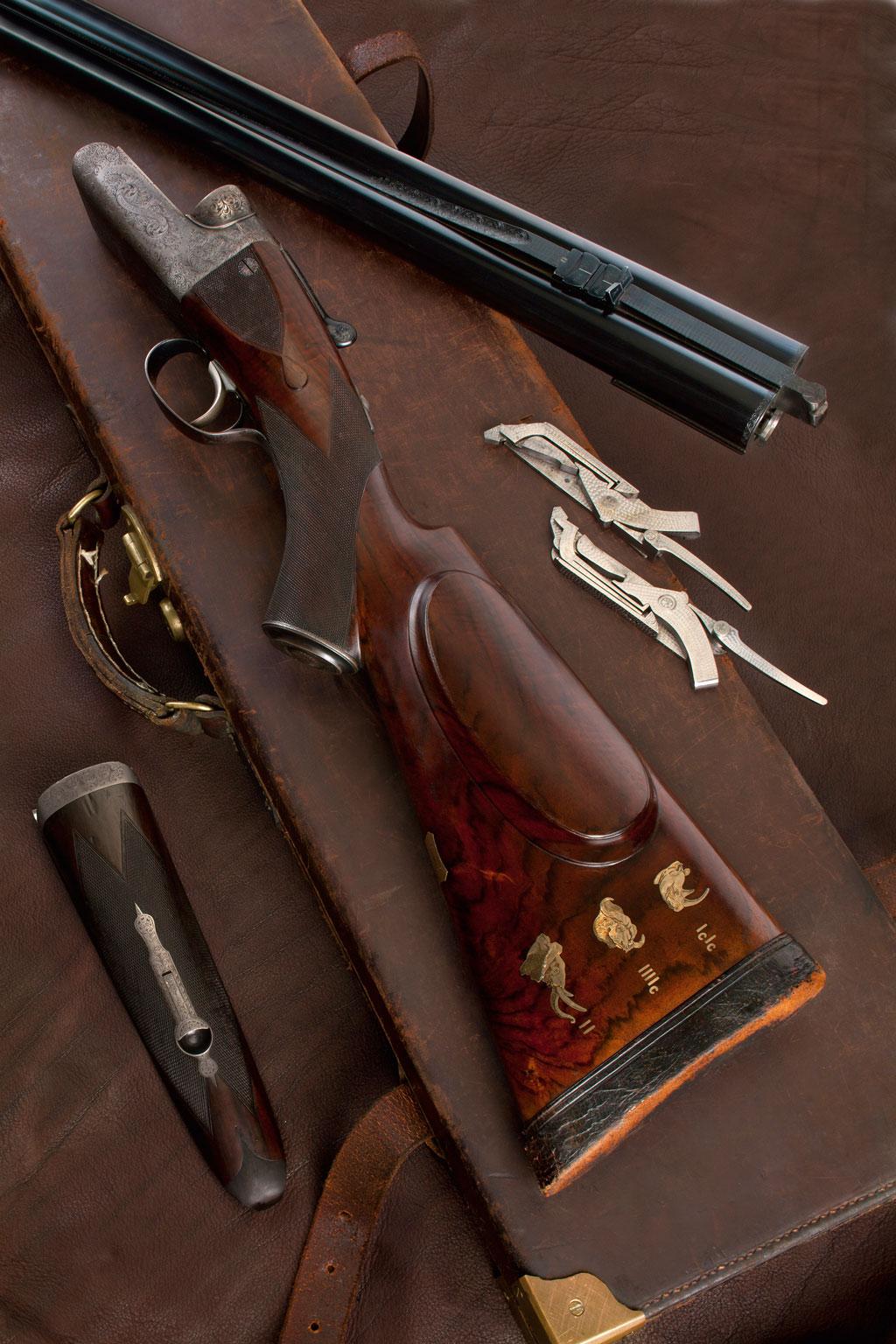 Westley Richards .577 Double Rifle