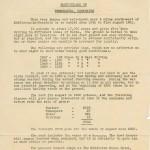 WEMMERGILL MOOR, YORKSHIRE. 1951 LEASE