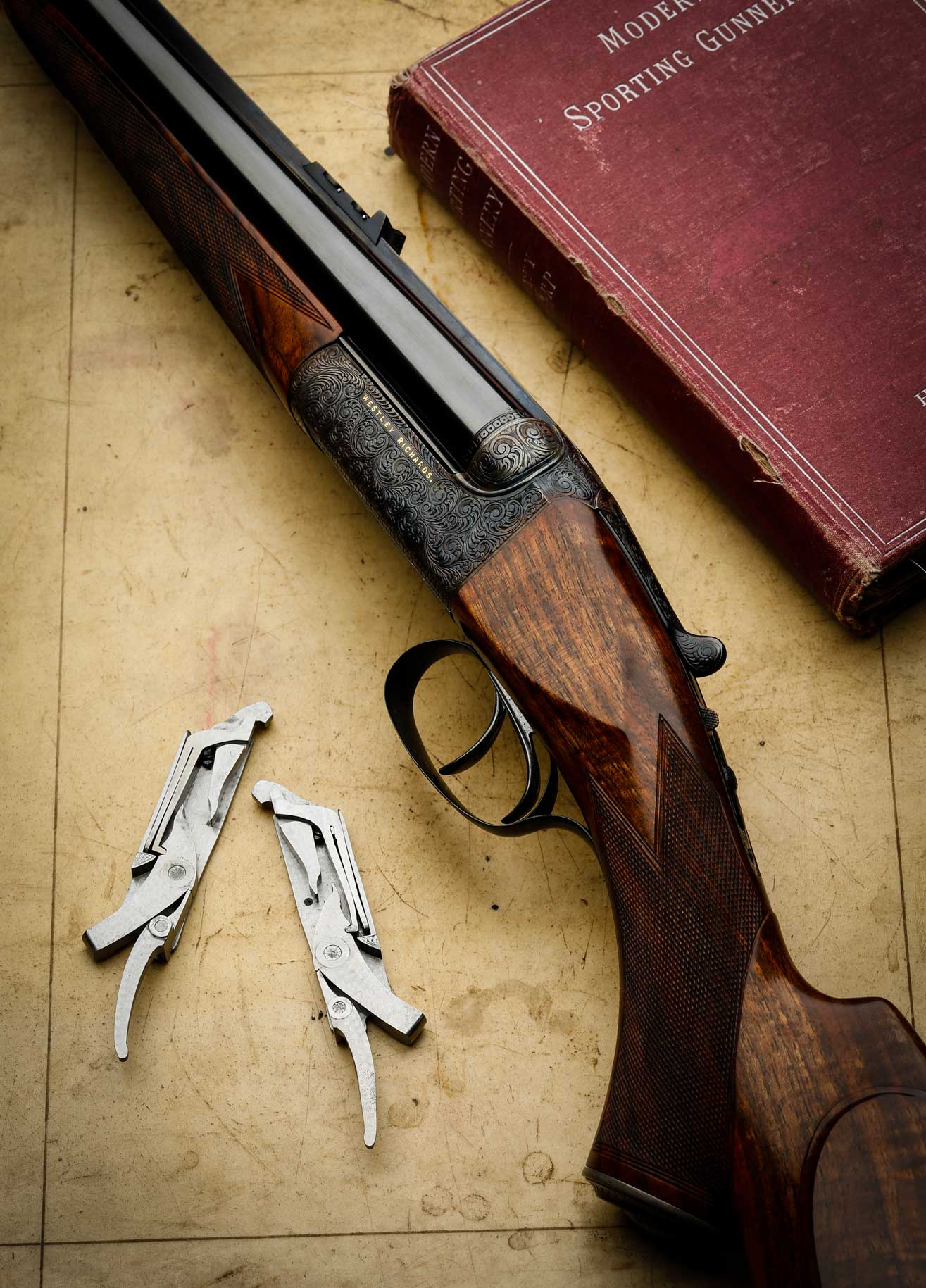 Westley Richards 500 465 Droplock