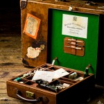 A VERY UNUSUAL WESTLEY RICHARDS FLY TYING CASED SET