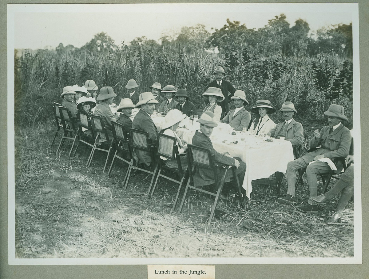 The Indian Durbar Tour 1911 Hunting in Nepal