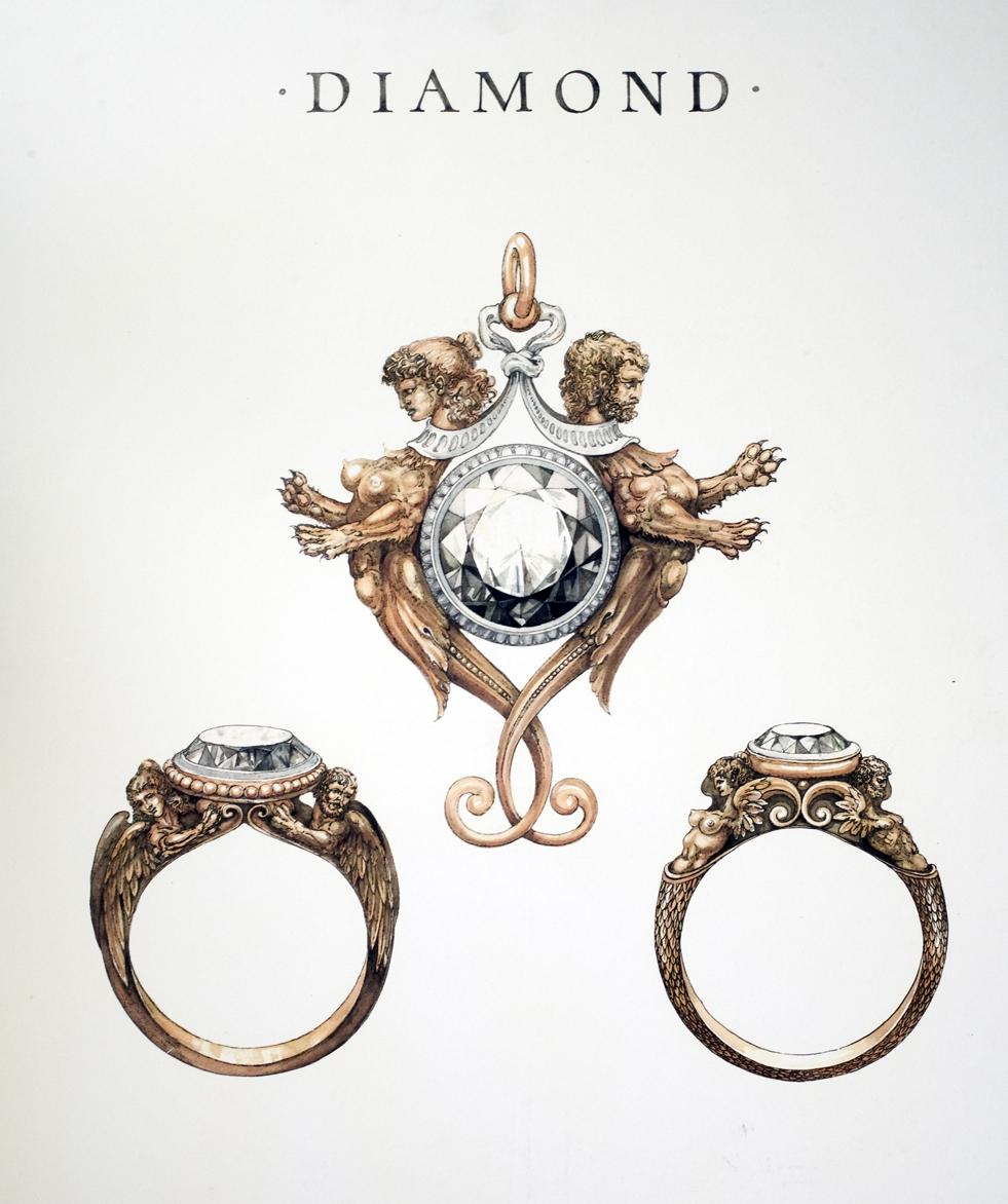 Jewellery Design Paul Lantuch