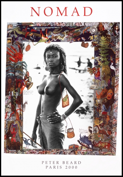 Peter Beard Nomad Poster