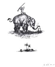 Lantuch Elephant