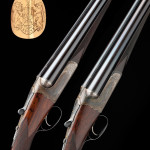 THE PATIALA 16g WESTLEY RICHARDS DROPLOCK SHOTGUNS.