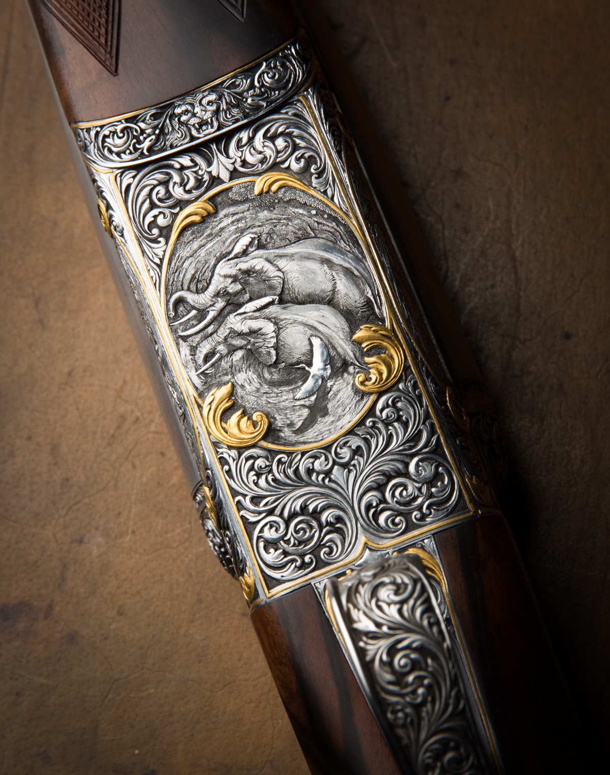 Westley Richards 577 Droplkock