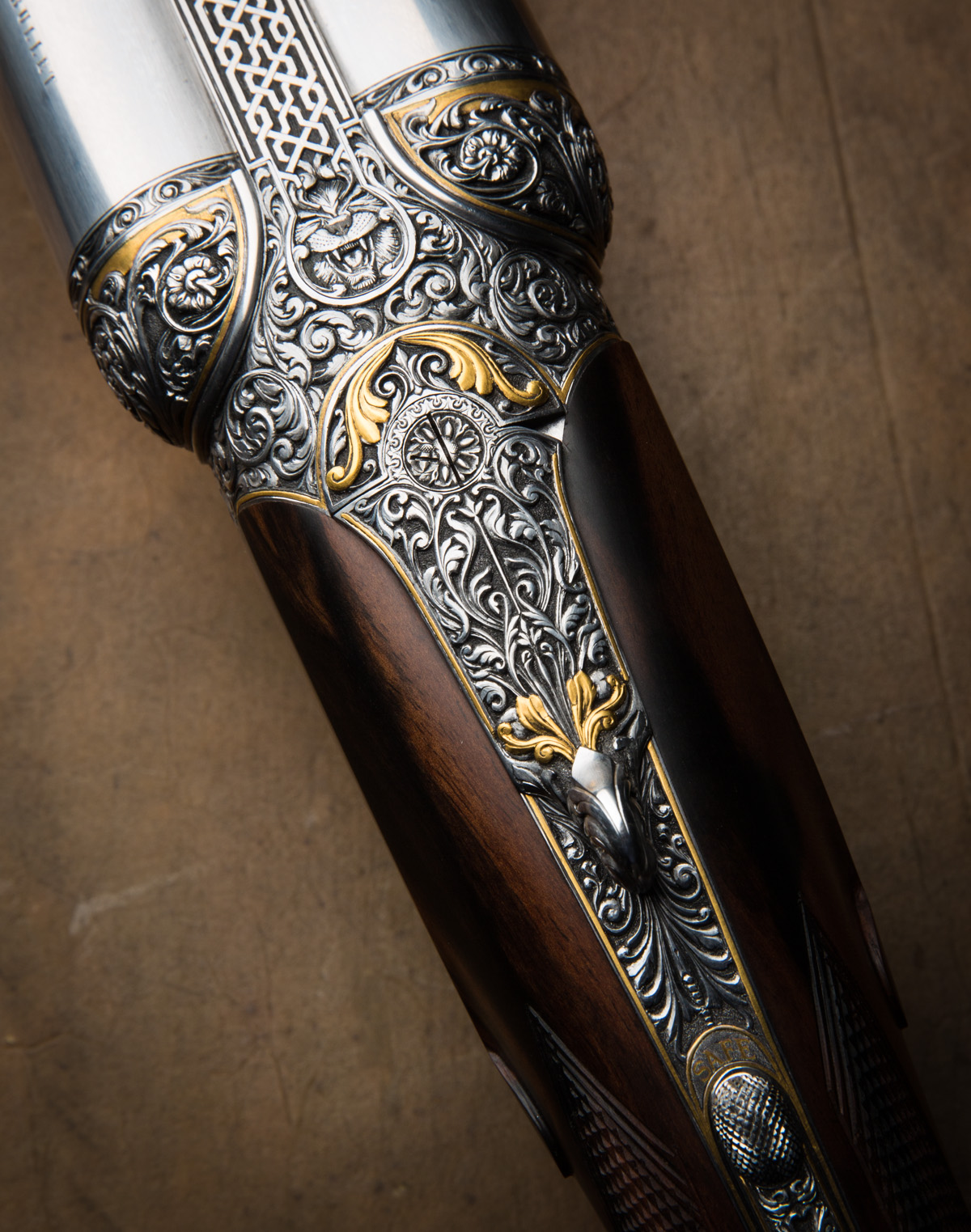 Westley Richards 577 Droplock