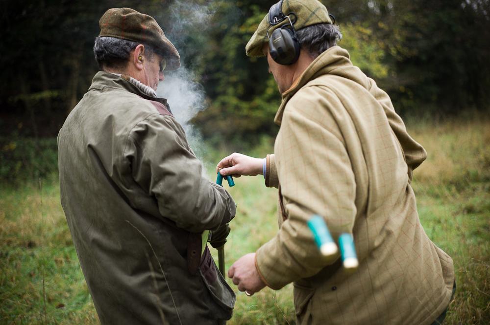 ByBrett Pheasant Shooting