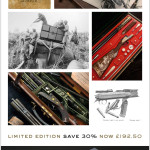 LIMITED EDITION VERSION OF OUR BICENTENNIAL HISTORY 'IN PURSUIT OF THE BEST GUN' SAVE 30%...