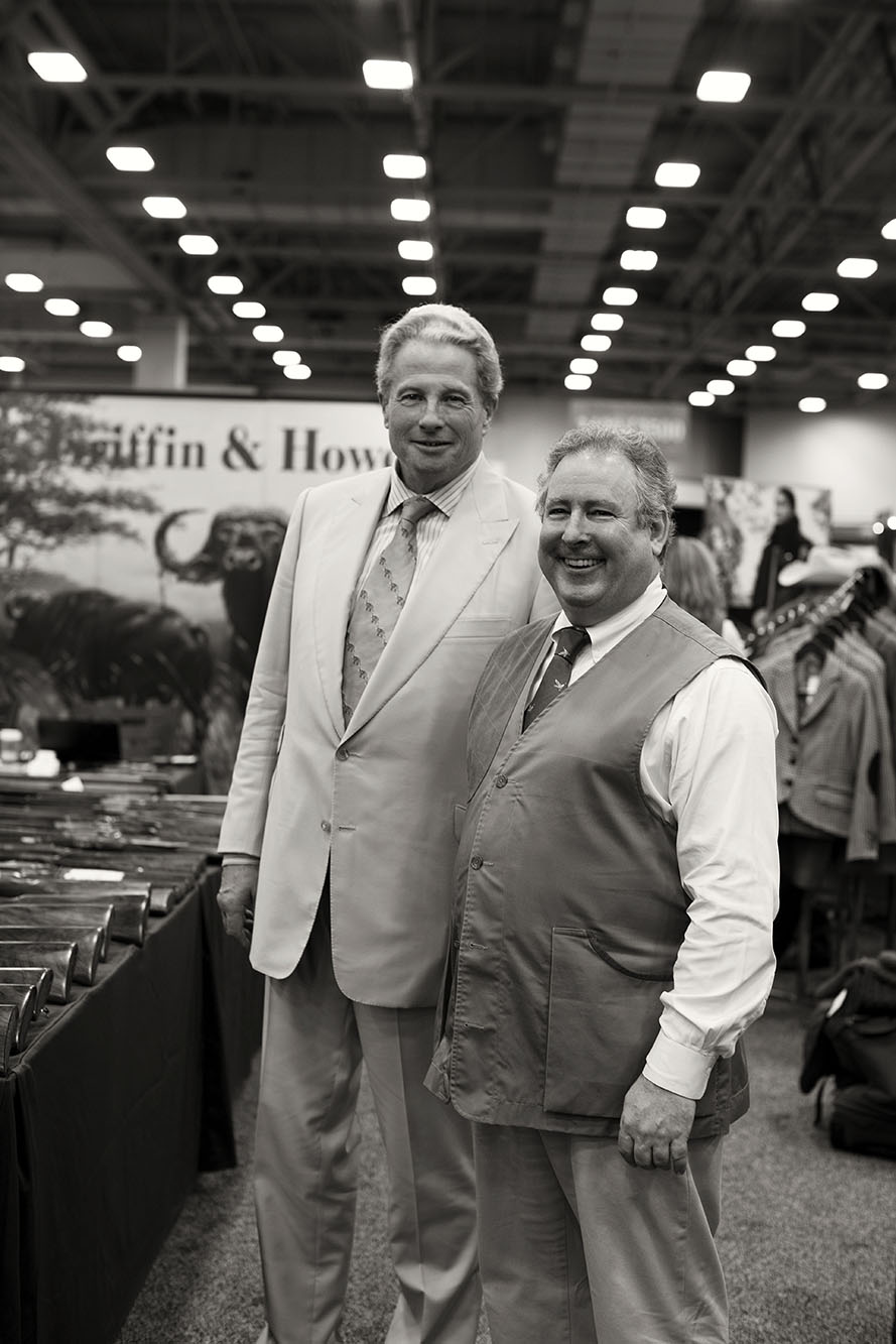 Guy Bignall and Paul Chapman