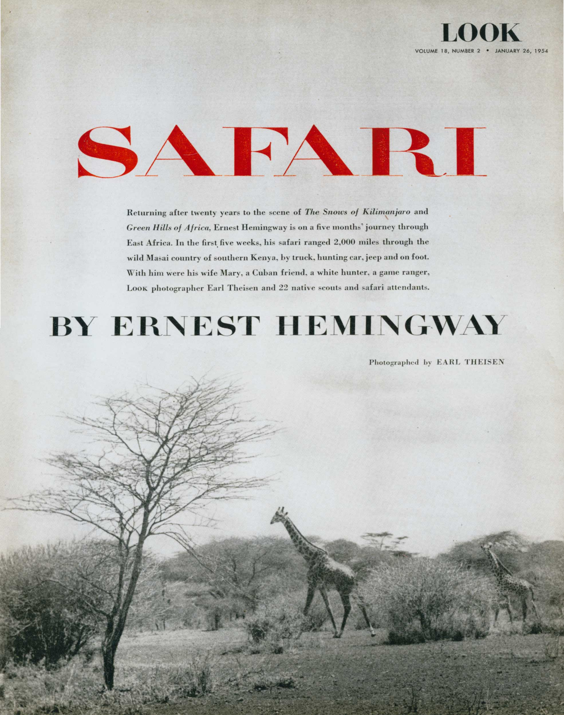 Safari Look Mag.