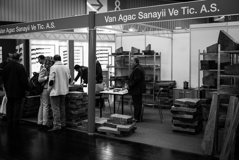 Van Agnac Stock Blanks