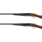 2 NICE PAIRS OF GUNS LEAVE THE WESTLEY RICHARDS FACTORY