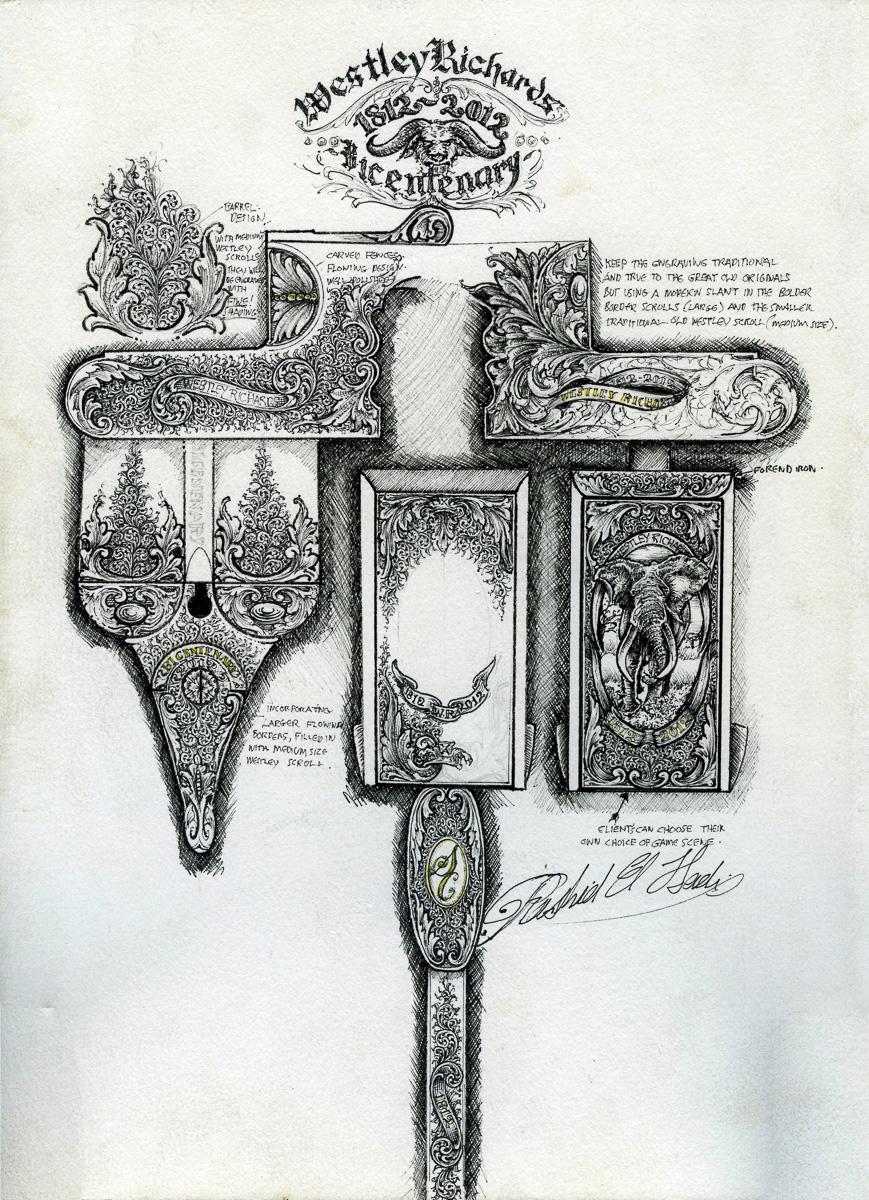 Rashid Bicentenary Design