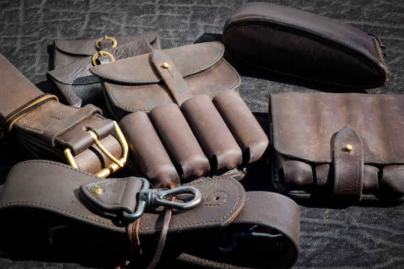 Leather Goods by J Millar for 4g