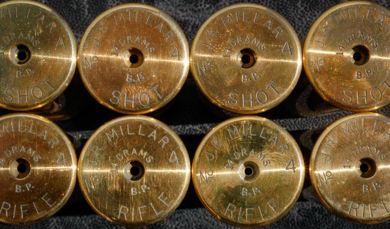 Headstamped 4g Ammunition