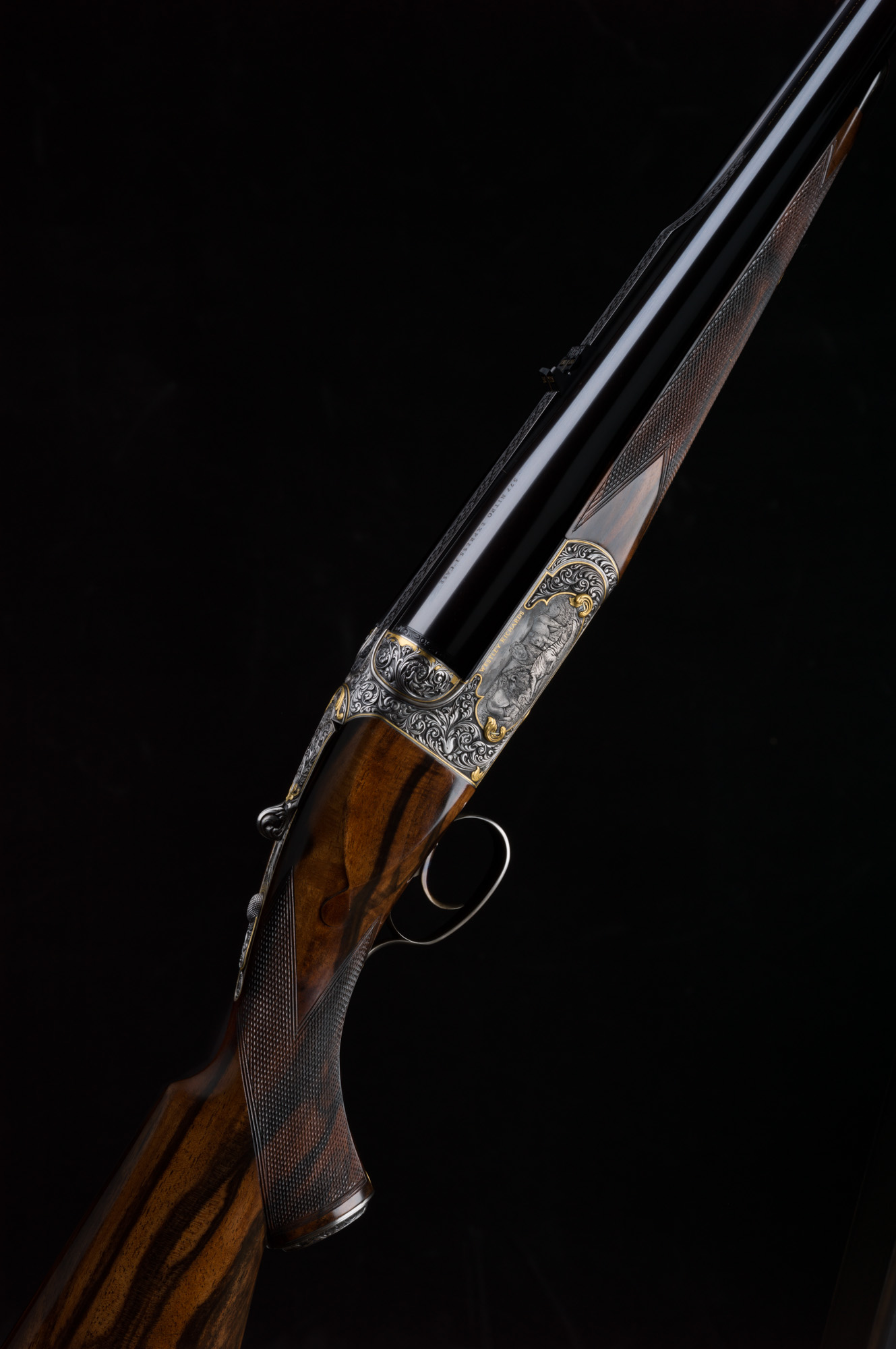 Westley Richards 577 Droplock Full Length