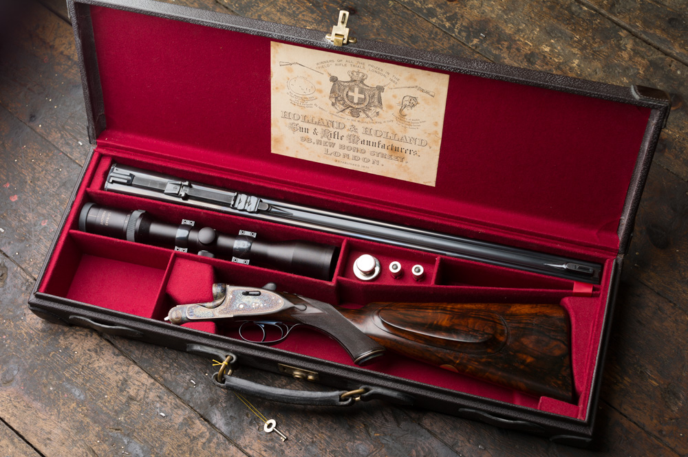Holland & Holland, 240, Used Guns, Westley Richards