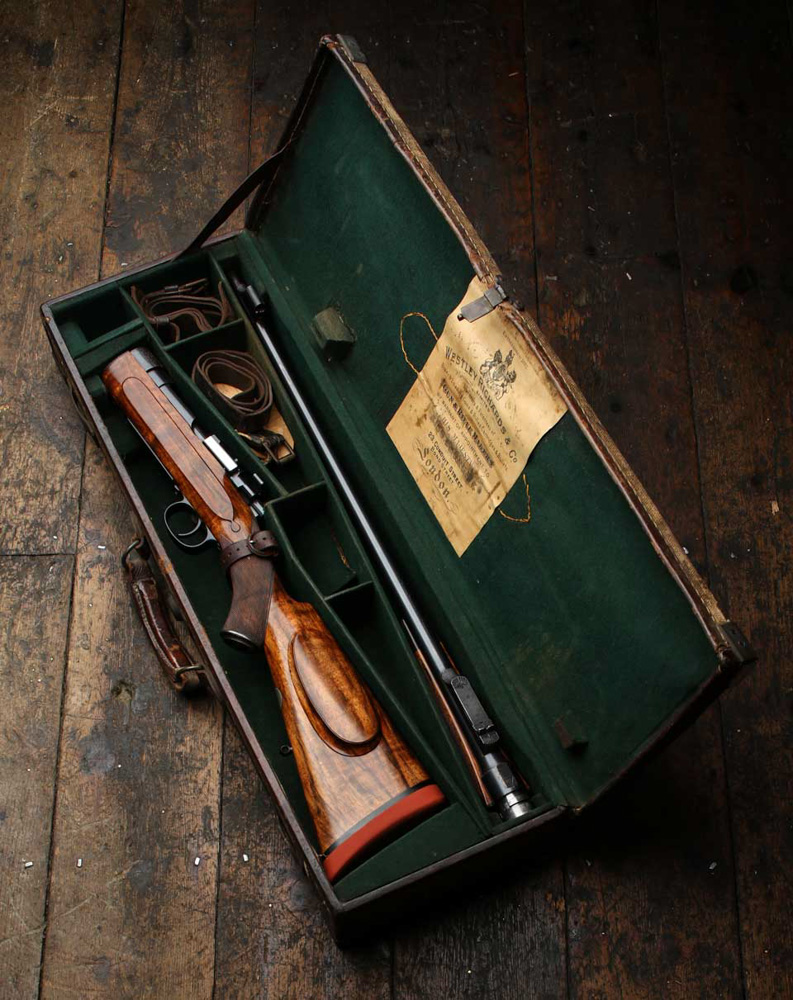 318, Used Rifle, Westley Richards