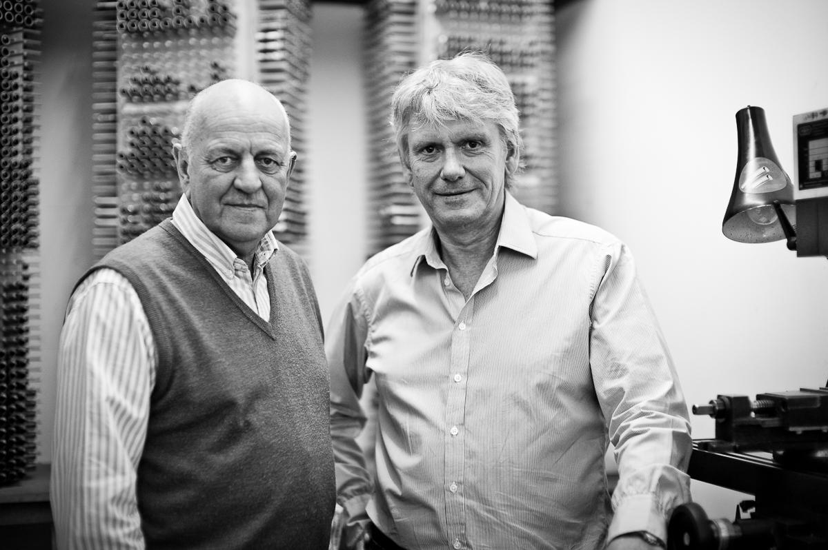 Nigel Teague and Simon Clode