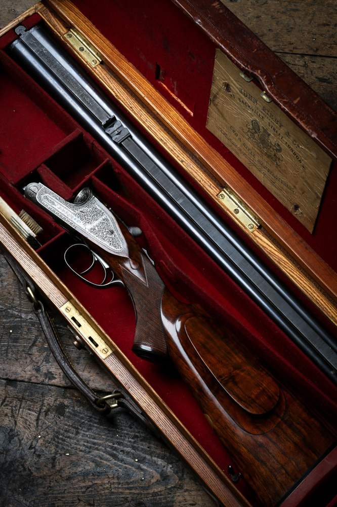 Westley Richards, Used Guns, Rigby 470