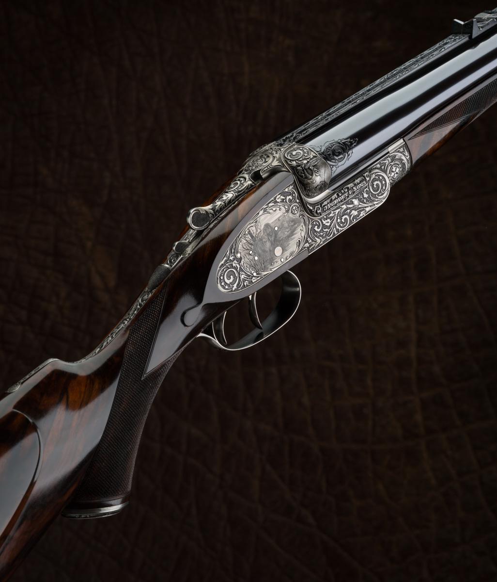 James Purdey, .470, Double Rifle