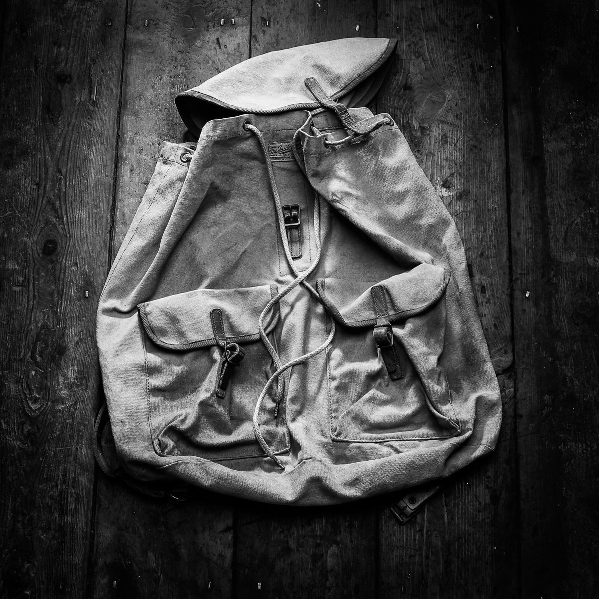 Vintage Rucksack, Westley Richards