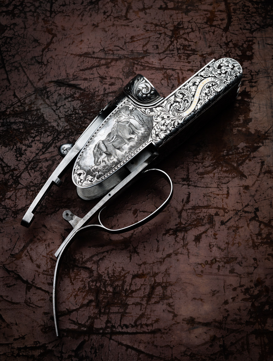 Westley Richards 577 Droplock