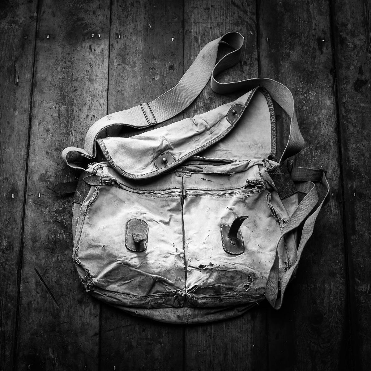 Vintage Brady Bag, Westley Richards.