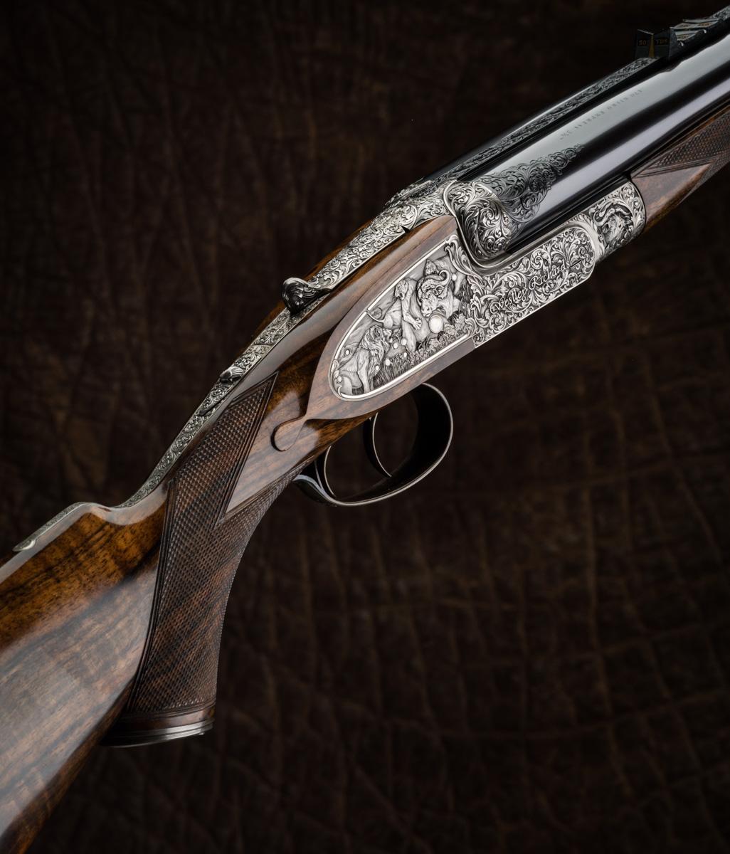 Westley Richards, .470, Double Rifle