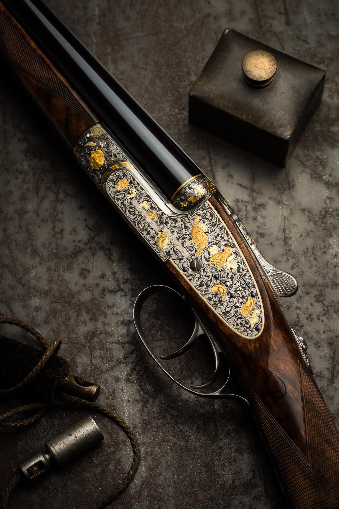 Holland & Holland, Coggan, Royal Deluxe, 28g, shotguns, pair,