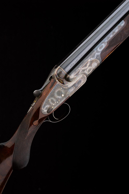 Boss & Co, Over Under, Shotgun, 12g, Left Handed,