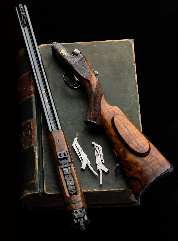 Westley Richards, Droplock, .303, Vintage Rifle, Double rifle