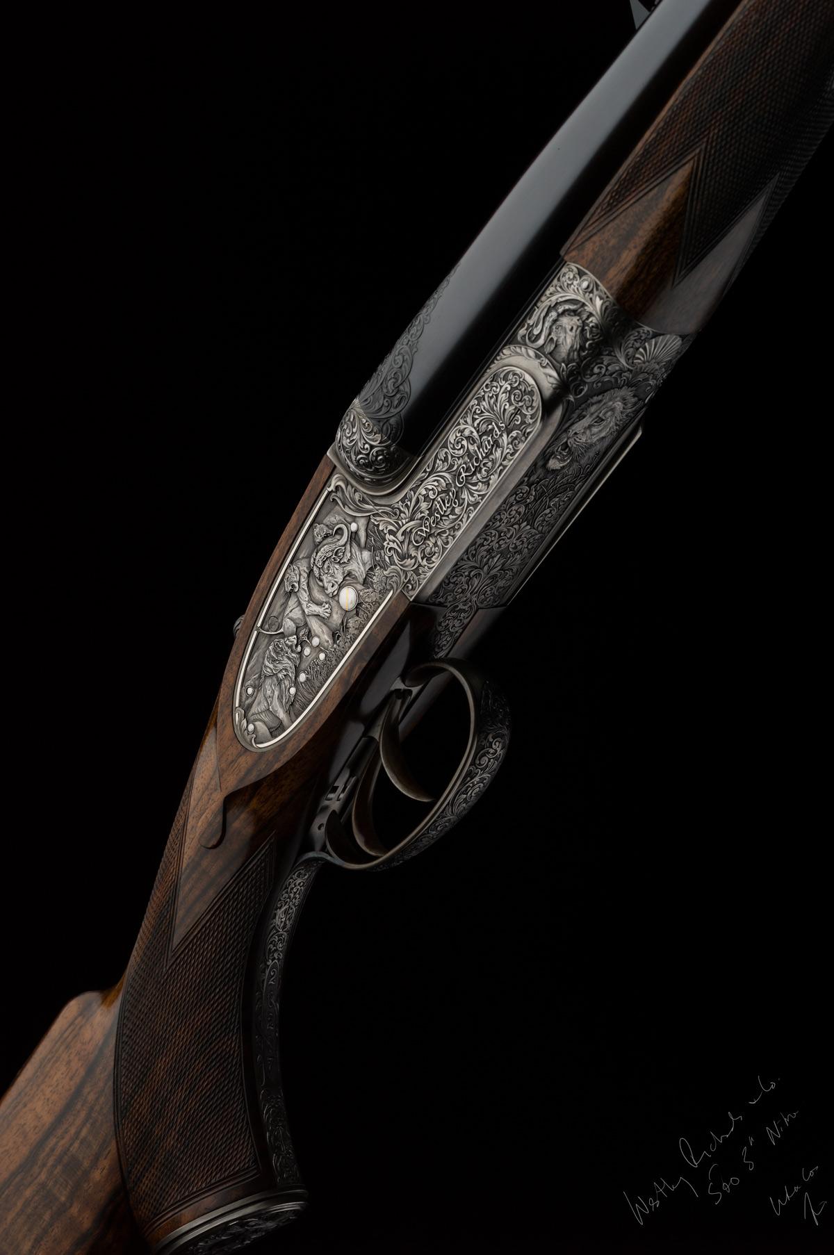 Westley Richards, Double Rifle, 500 Nitro, 500 3inch, Nitro Express rifle,