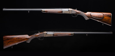 Westley Richards Single Shot Rifles.