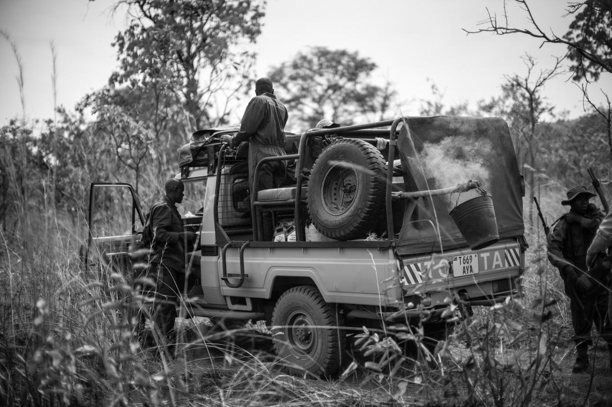Westley Richards, Land Cruiser, Safari