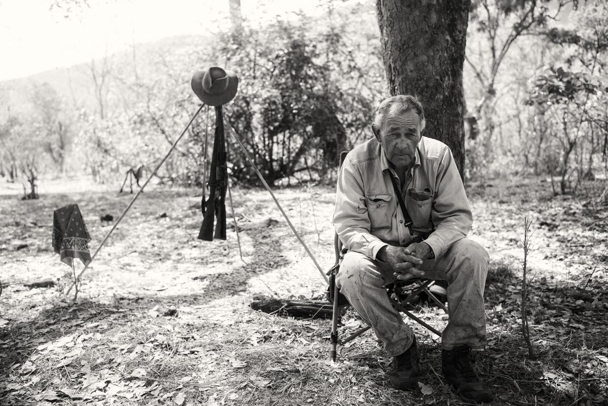 Danny McCallum, Safari, Westley Richards.