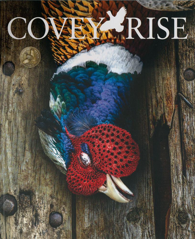 Covey rise, Magazine