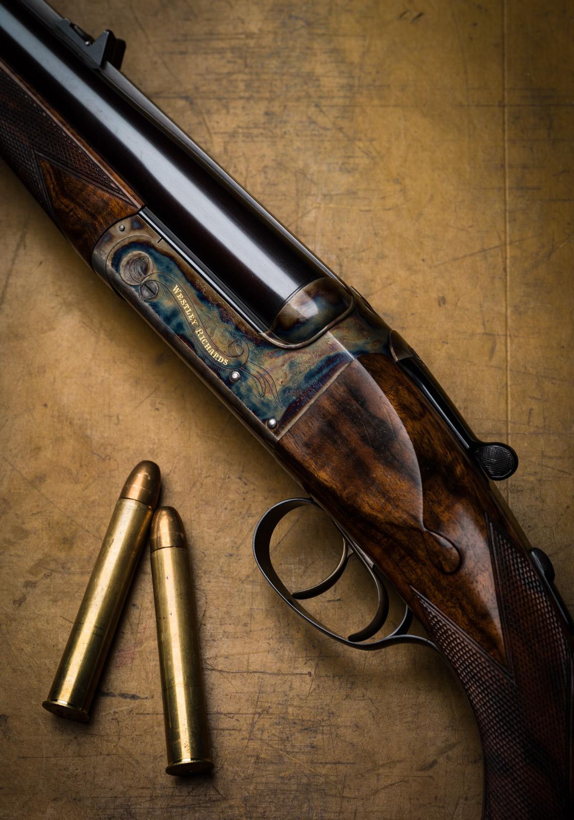 Westley Richards, Double Rifle, .500NE, Express Rifle