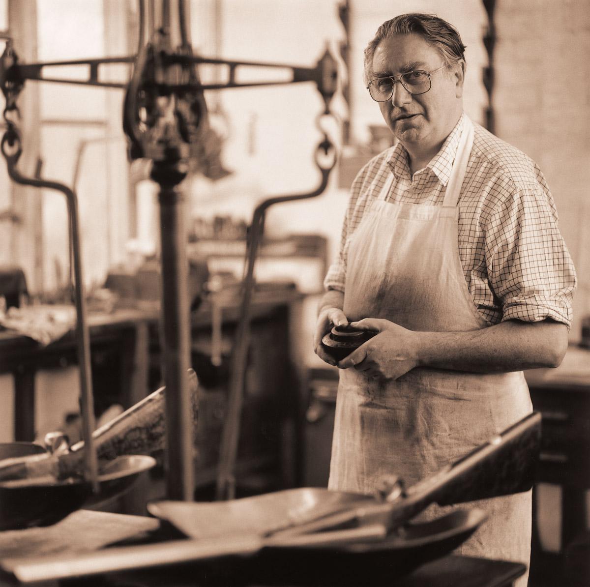ken Halbert, westley richards, foreman