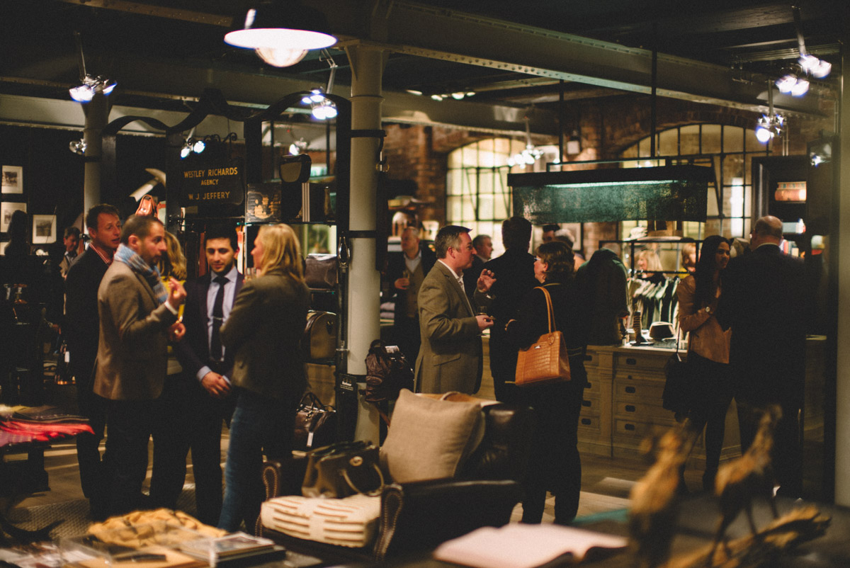 Westley Richards Party