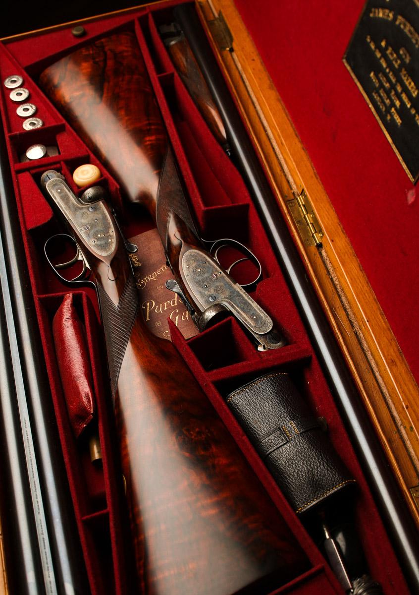 Westley Richards, Used Guns, James Purdey pair
