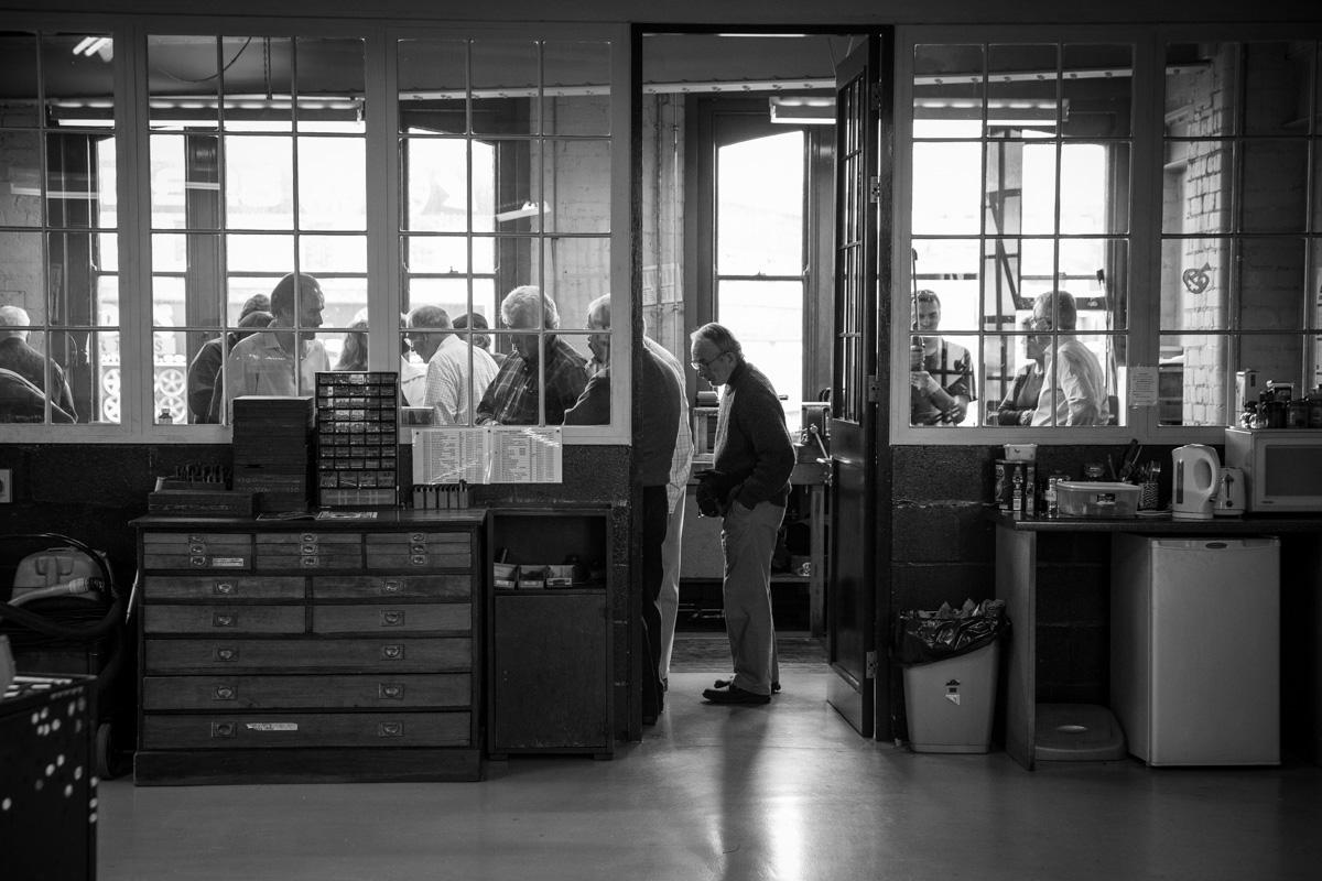 Westley Richards, Factory Tour, Gunmaking, Shooting Party,