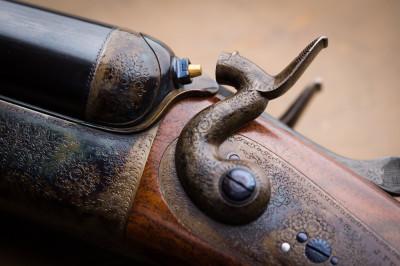 Westley Richards, Fences on guns