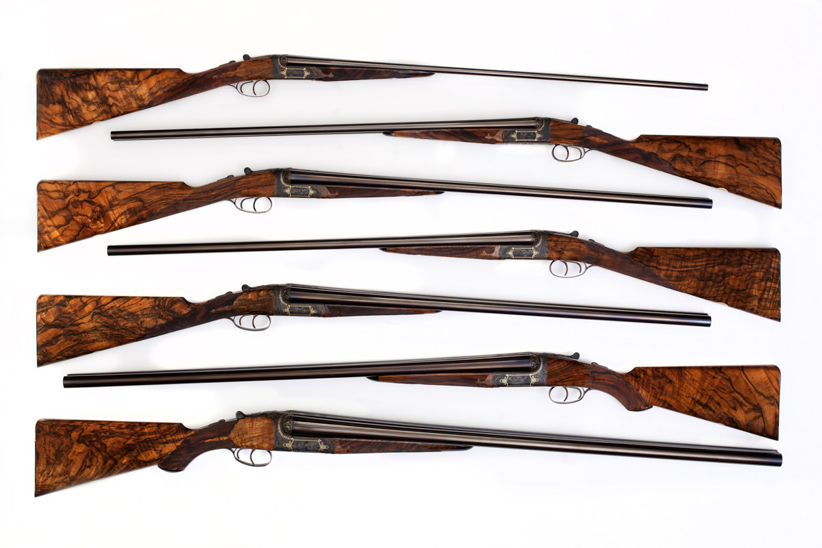 Westley Richards, Droplocks, Shotguns, The Explora