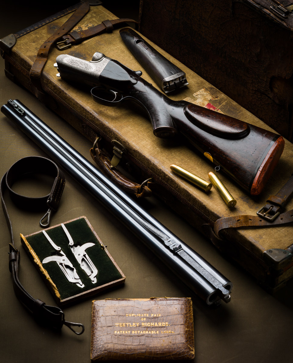 Westley Richards,. 577, James Sutherland