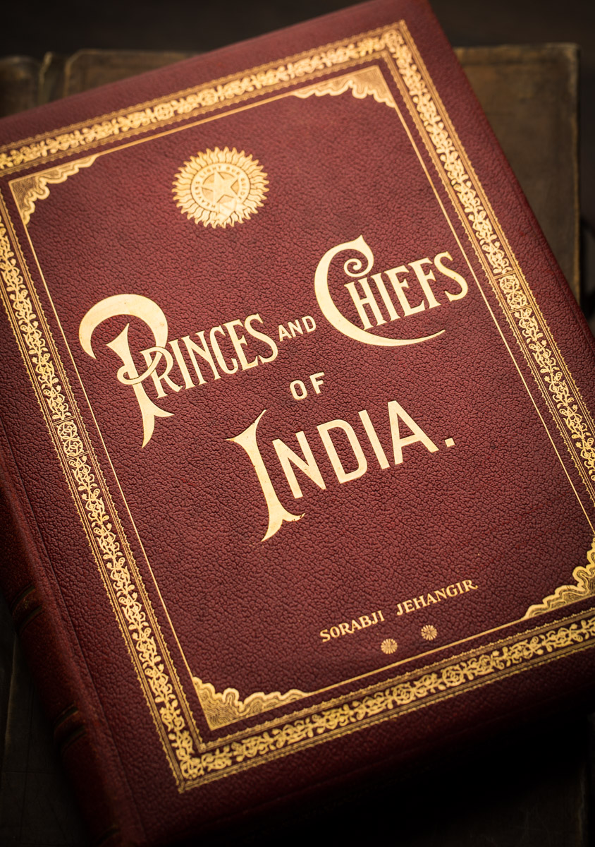 Princes & Chiefs of India, The Explora, Westley Richards, Maharajah.