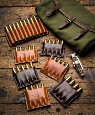 W. R. & Co. Open Ammunition Wallet. By Gary Duffey.