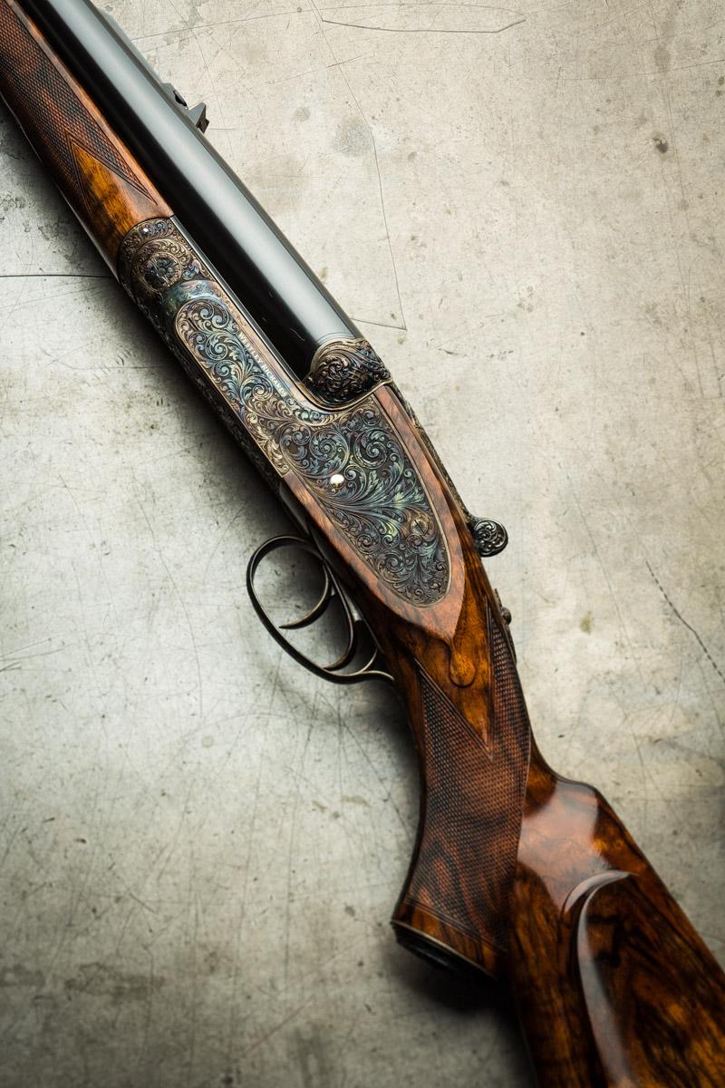 Westley Richards, Double Rifle, 600NE, Sidelock Rifle.
